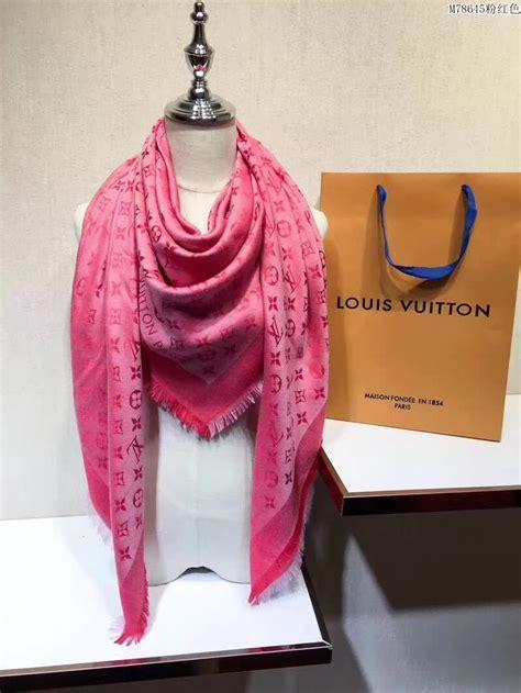 louis vuitton lv women monogram denim shawl scarf lulux