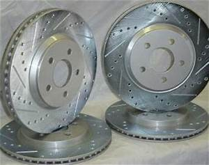 RotorPros Performance Plus Brake Rotors