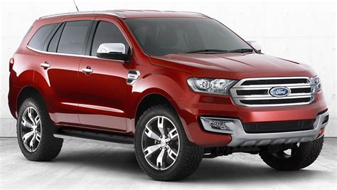 2015 ford everest spy shots car news carsguide