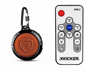 Kicker 41kmlc Led Light Controller For Km Speakers