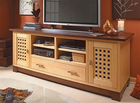 wide screen tv cabinet woodworking plan tv stands tv stand plans build  tv stand flat