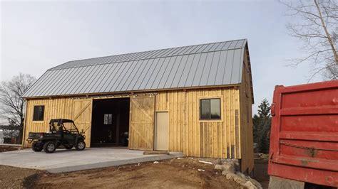 Barn Ideas by Gambrel Barn Designs And Plans