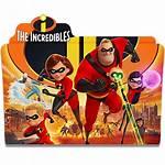 Incredibles Folder Icon Deviantart