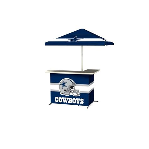 best of times dallas cowboys all weather l shaped patio