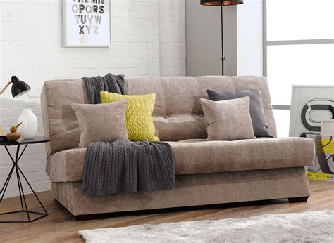 Bed Settee Uk by Perth Storage Sofa Bed Dreams