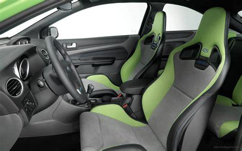 ford focus rs interior wallpaper hd car wallpapers