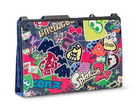 Nintendo Switch Splatoon 2 Hybrid Cover Case - Only at ...