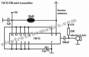 fm transmitter circuits best of With fm voice transmitter