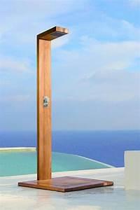 Wide Options of Outdoor Shower Fixture HomesFeed