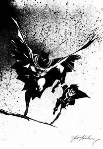 Batman Art By Mark Mchaley