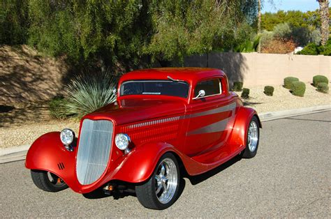 1933 All Ford 3 Window Coupe For Sale In Phoenix, Arizona