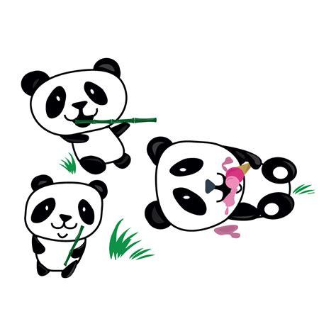 wallpaper for boys nursery hungry pandas wall sticker panda wall stickers