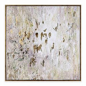 uttermost golden raindrops modern abstract wall art bed With what kind of paint to use on kitchen cabinets for framed wall art abstract