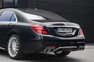 2018 Mercedes Benz S Class First Look Review Motor Trend