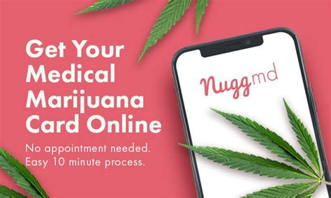 Maybe you would like to learn more about one of these? Online Medical Marijuana Cards from NuggMD - Up To 16% Off ...