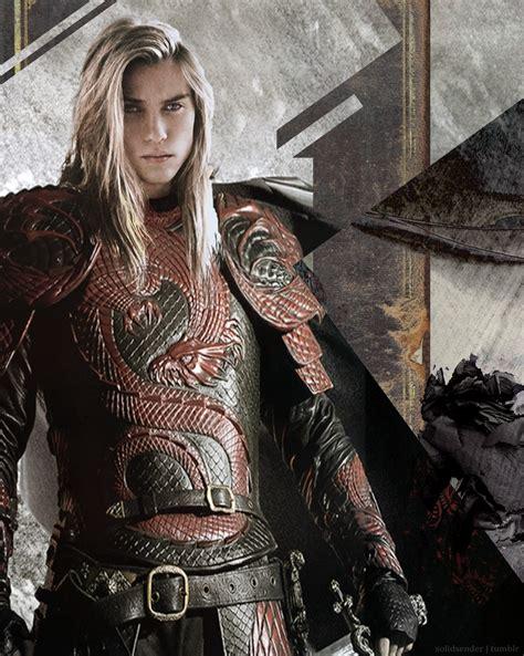Game of Thrones Rhaegar Targaryen Art