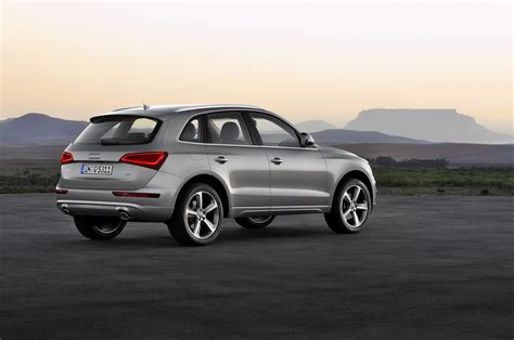 first audi 2013 audi q5 facelift first photos autoevolution