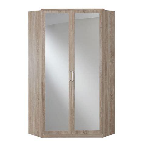 eckschrank mit spiegel eckschrank clack mit spiegel eiche s 228 gerau dekor