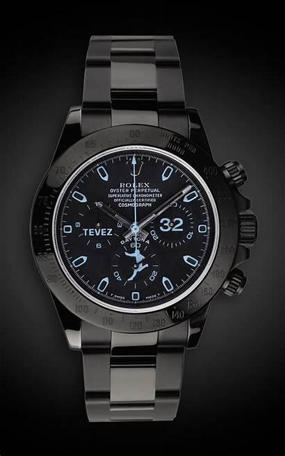 Rolex Daytona Tevez Titan Collaborations Speed