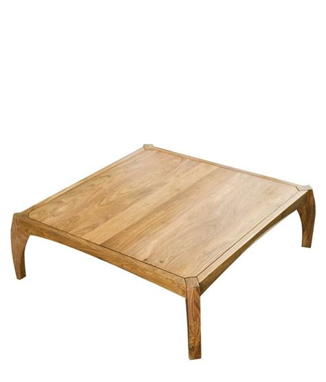 low height coffee table low height coffee table in brown buy online at best price