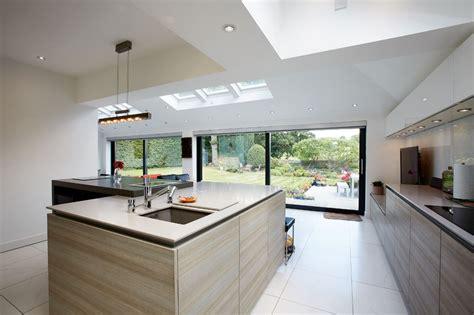 Contemporary Kitchen Sink In The Island Transform