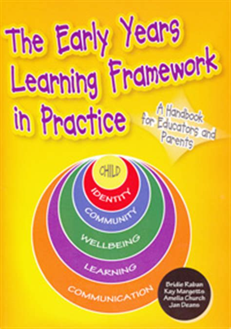 early years learning framework  practice  ed