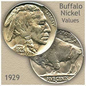 how much are buffalo nickels worth 1929 nickel value discover your buffalo nickel worth
