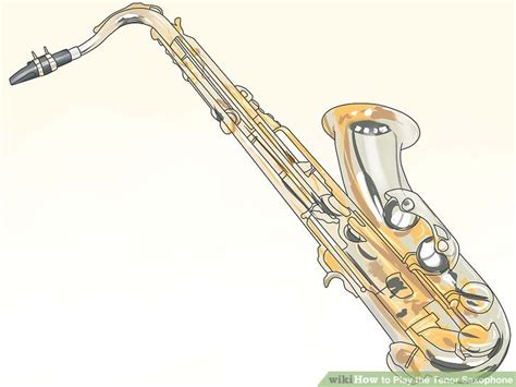 How To Play The Tenor Saxophone