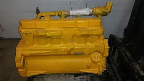 engine john deere jd  engine long block rebuilt