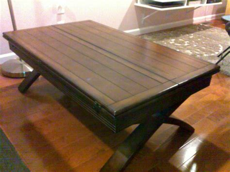 coffee table converts to dining table furniture best transforming space saving coffee table