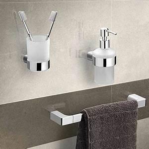 Deco Salle De Bain Accessoires : accessoires salle de bain ~ Teatrodelosmanantiales.com Idées de Décoration