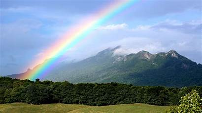 Weather Grandfather Rainbow Mountain Nice Current Days