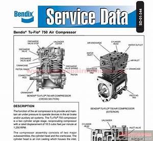 Bendix Air Compressor Diagram