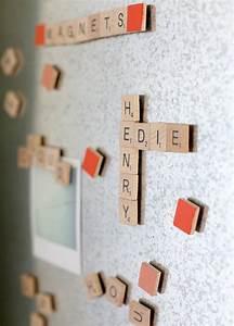 Scrabble Buchstaben Deko : how to make scrabble magnets f r zuhause basteln magnete und kreative ideen ~ Yasmunasinghe.com Haus und Dekorationen