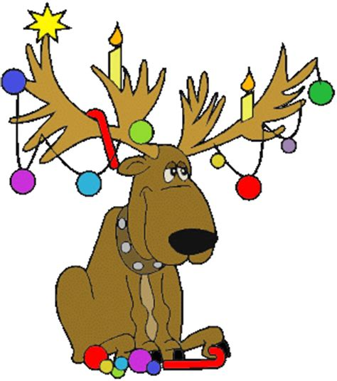 ipresentee iweb animation christmas deer