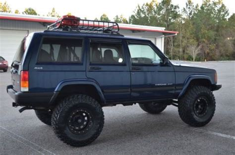 built jeep cherokee find used 2001 jeep cherokee sport 4x4 xj fully built 4 5