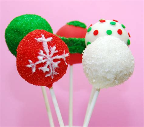 christmas ornament cake pops by keriwgd on deviantart
