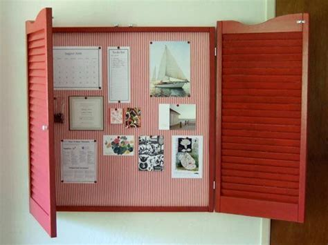 cork board alternative 96 best images about alternative uses for shutters on 2595