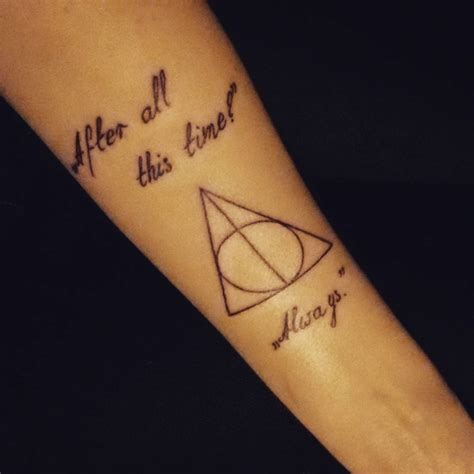 Anchor Tattoo Couples magical harry potter tattoos youll 1080 x 1080 · jpeg