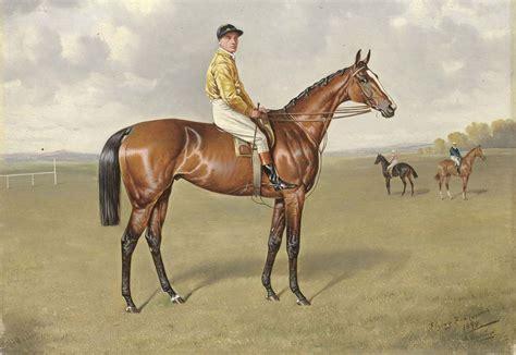 fox flying famous racehorses most history racehorse farsettiarte via