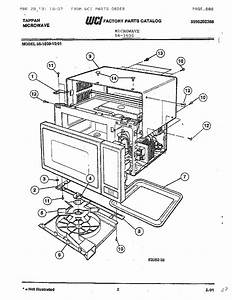 Diagram  Wiring Diagram Of A Microwave Oven Full Version