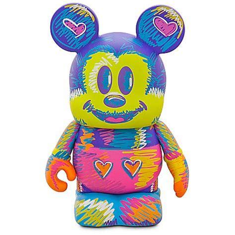disney vinylmation figure pastel mickey mouse