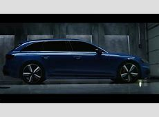 Audi RS4 Avant Cooling Down In New Ad Might Give You