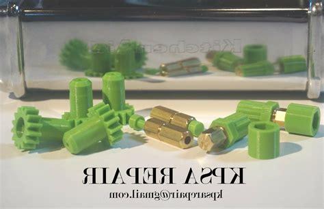 ksmp series kitchenaid pasta attachment shear shaft coupler