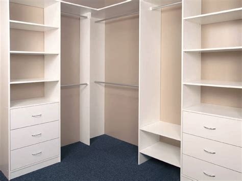 white wooden custom made built in wardrobe with multi