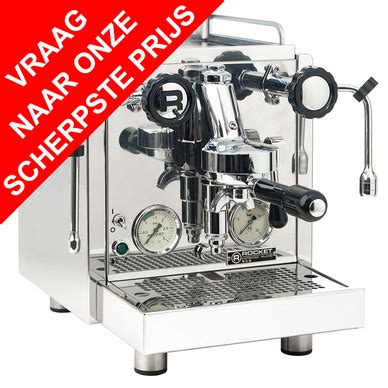 Machine functions are controlled from the rocket espresso communication pod that plugs into the side of the r 58. Rocket Espresso R58 V2   Espressomachine, Machine