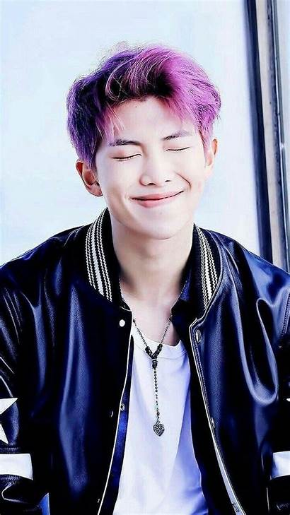 Rm Bts Kim Nam Joon Wallpapers Smile