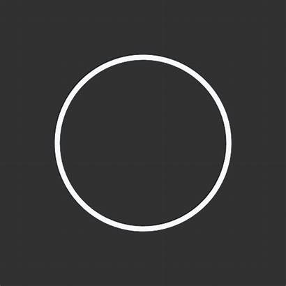 Circle Animated Abstract Minimal Coding Gifs Instagram