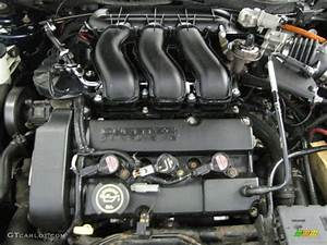 2000 Ford Taurus Sel 3 0l Dohc 24v Duratec V6 Engine Photo