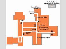 Campus Maps CalArts